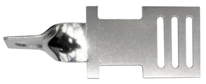Hofman Band Start und Endplatte Aluminium