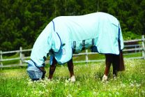 Horseware Rambo Hoody Vamoose 206 cm Hellblau