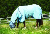 Horseware Rambo Hoody Vamoose 198 cm Hellblau