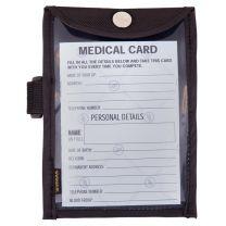 BR medizinische Karte im Armhalter