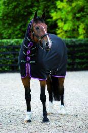 Horseware Amigo All-In-One Jersey Cooler 168 cm Schwarz