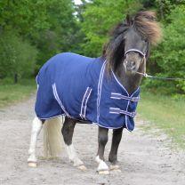 QHP Fleece Decke Falabella