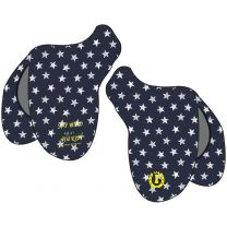 Imperial Riding Sattelbezug Star Icon DR Navy 1 size