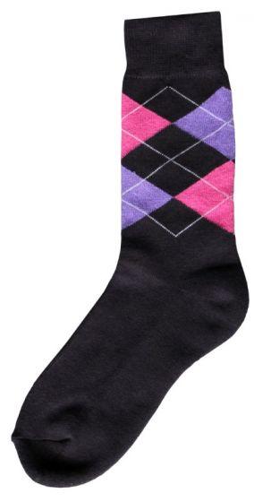 Hofman Rider Socke Grey/Purple 39/42