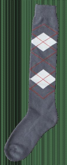 Excellent Kniestrümpfe RE grau / beige 43-46