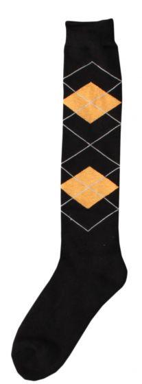 Hofman Kniestrümpfe RE 35/38 Black/Orange