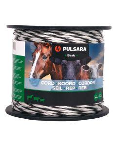 Pulsara Cord Basic 5mm 200m weiß