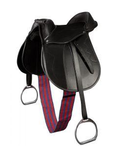 PFIFF Pony Sattel Set