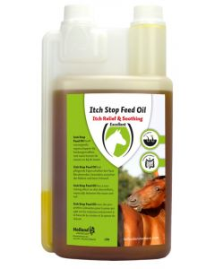 Excellent Itch Stop Feed Oil Horse