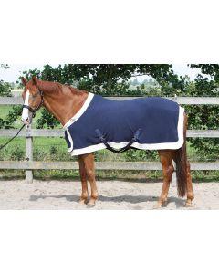 Harry's Horse Fleece Decke Zustand Modell mit Vorderzeugklappe