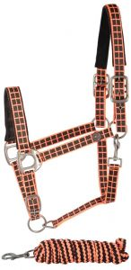 Harrys Horse Halfterset Square