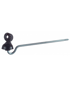 "Isolatorkabel ""ideal"" Griff 22 cm Zwart"