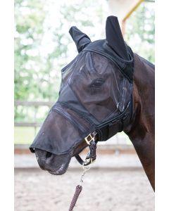 Harry's Horse fliegemaske Fliegenschutz mit Nasenstück