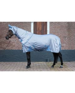 Harry's Horse Flysheet Mesh Reflektierend mit losem Hals