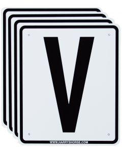 Harry's Horse Backplatten, V, S, R, P.