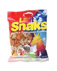 Likit Schlangen Apfel/Zimt 100 g