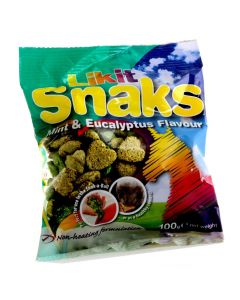 Likit Schlangen Minze/Eukalyptus 100 g