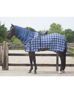 QHP Exercise fly sheet with neck collection