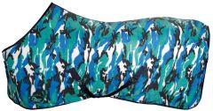 Harry'Horse Fleecedecke Loulou Camouflage