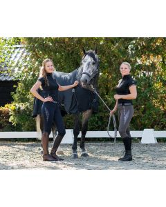 QHP Breeches pull-on Ella anti-slip full seat
