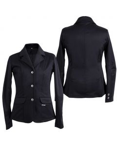 QHP Competition Jacke Robin Junior Schwarz
