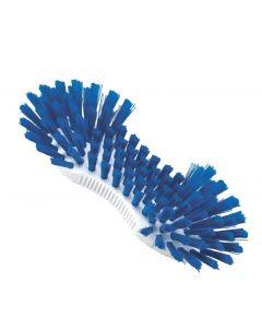 Hofman Scrub Pinsel kochfest blau