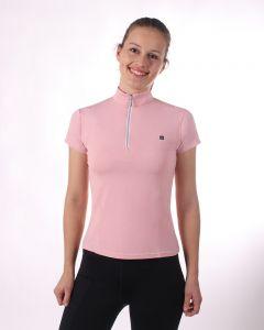 QHP Sporthemd Tie Dye