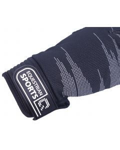 QHP Handschuh Quebec Black