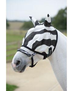 Bucas Buzz Off Zebra Fliegenmaske