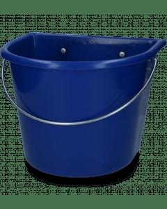 Vplast Fressnapf mit hängendem und dunkelblauem Griff