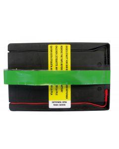 PFIFF Alkaline Batterie 9V/165 AH