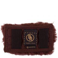 BR Kinnkette Schutz Schaffell 5cm