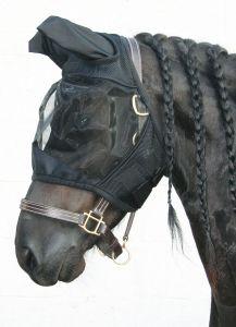 Harry's Horse Fliegennetz Gesichtsmaske Flyshield