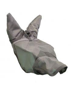 Cashel Fliegemaske mit Ohren und Nüsternschutz