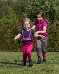 QHP Pferdeausrüstung für Kinder Pegasus