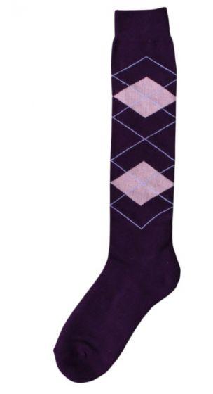 Hofman Kniestrümpfe RE 35/38 Purple
