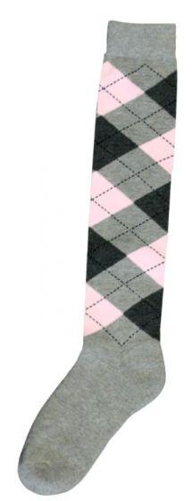 Hofman Kniestrümpfe RE 39/42 Grey/Black